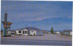 Superior Court Motel U.S 30 in Laramie Wyoming WY
