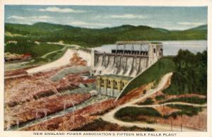 NH - Monroe. Fifteen Mile Falls Power Plant