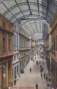 Galleria Mazzini, Genova (Liguria), Italy, 1900-1910s