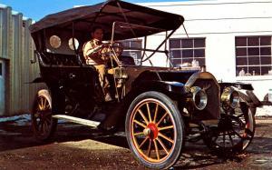1909 Auburn Touring Car