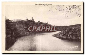 Old Postcard Creuse