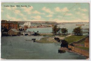 Granby St. 1868, Norfolk VA