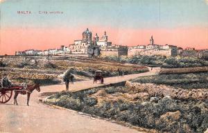 Malta Citta vecchia, old town