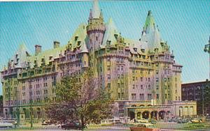 Canada Ontario Ottawa The Chateau Laurier Hotel 1950