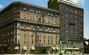 Arlington Hotel Binghamton NY Unused