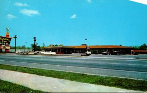 South Carolina Charleston Holiday Inn U S Ocean Highway 17 1960