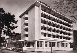 Savigny Hotel Frankfurt Germany Postcard