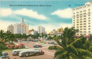 FL, Miami, Florida, Biscayne Boulevard, Colourpicture No. 38
