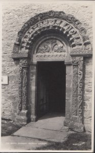 Herefordshire Postcard - The South Doorway, Kilpeck Church  RT138