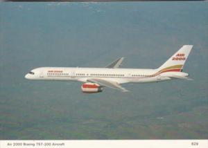 Air 2000 Boeing 757-200 Aircraft