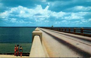 Florida Pensacola The Pensacola Bay Bridge U S 98
