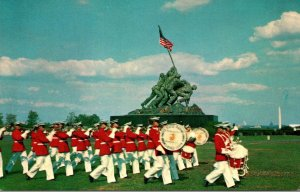 Virginia Arlington Iwo Jima State U S Marine Corps War Memorial