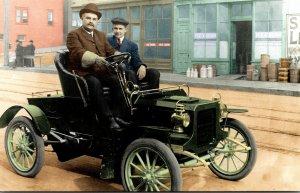 Cars 1905 Cadillac Runabout Series E