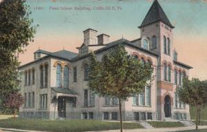 CARLISLE, Pennsylvania, 1900-10s; Penn School Building