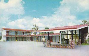 Florida Daytona Beach Valley Forge Motel