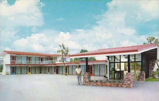 Florida Daytona Beach Valley Forge Motel