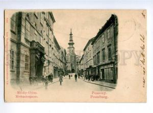 152080 Slovakia Bratislava POZSONY PRESSBURG Mihaly-Utcza Mich