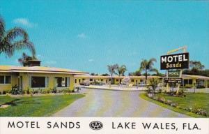 Florida Lake Wales Motel Sands