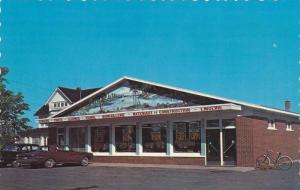 Berthier-en-Bas , Cte Montmagny , Quebec , Canada , 50-60s