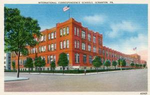 PA - Scranton. International Correspondence Schools