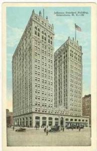 Jefferson Standard Building, Greensboro, North Carolina, 00-10