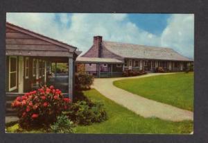 NC Bluffs Lodge Motel LAUREL SPRINGS NORTH CAROLINA PC