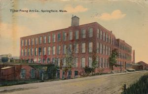SPRINGFIELD , Massachusetts , PU-1911; Taber Prang Art Co.