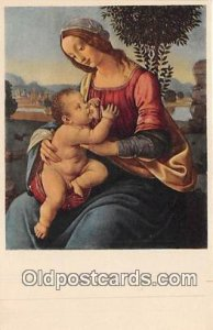 Madonna & Child Italian Unused