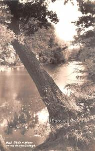 Red Cedar River East Lansing MI Unused