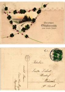 CPA AK Meissner & Buch Litho (730556)