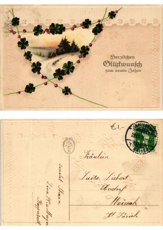 CPA Meissner & Buch Litho (730556)