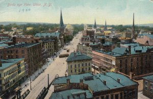 UTICA , New York , 1909 ; Birds Eye View