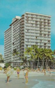 Hawaii Waikiki The Outrigger Hotel 1974