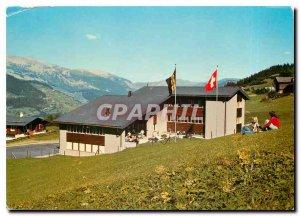 Postcard Modern Canetg Berghaus Ferienhaus der Primarschulgenmeinde Wetzikon