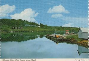 Montague River, Prince Edward Island, Canada