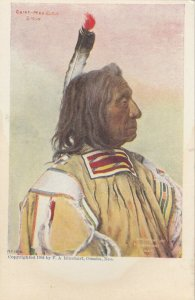 F.A. RINEHART ; Indian Chief RED CLOUD , Sioux , 1905