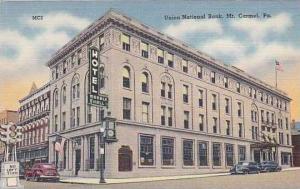 Pennsylvania Mt Carmel The Union National Bank