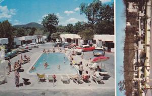 2-Views, HOT SPRINGS National Park, Arkansas; Jack Tar Hotel-Courts & Bath Ho...