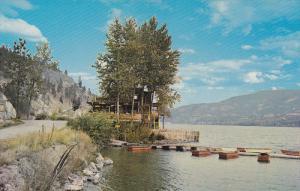 Woods Lake , Okanagan , B.C. , Canada , 50-60s