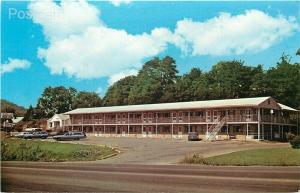 WV, Morgantown, West Virginia, Sandra Lee Motel, Dexter Press No. 34191-D