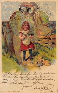 Transparencies Hold to Light Frohliche 1904