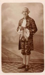 Gordon as an Ancestor in Ruddigore, Secondary School South Parade Pier 1933