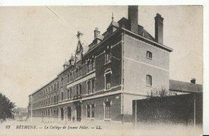 France Postcard - Bethune - Le College De Jeunes Filles - Ref TZ7907