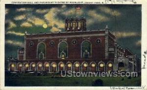 Convention Hall Asbury Park NJ Unused