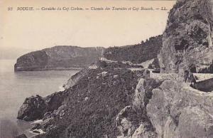 Corniche Du Cap Carbon, Chemin Des Touristes Et Cap Bouach, Bougie (Calvados)...