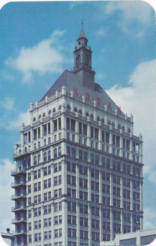 19 Story Eastman Kodak Office Building - Rochester, New York