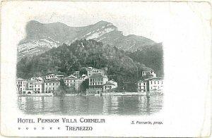 CARTOLINA d'Epoca - COMO : Tremezzo 1911