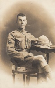 RP: Soldier Portrait , Royal Army Medical Corps , 00-10s #2