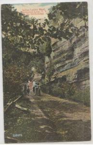 Indian Ladder Road Thompsons Lake NY -vintage-