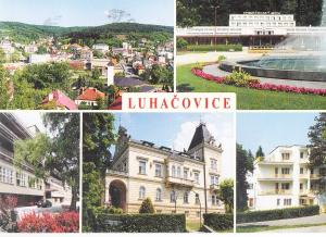 Czech Republic, LUHACOVICE, 2000 used Postcard
